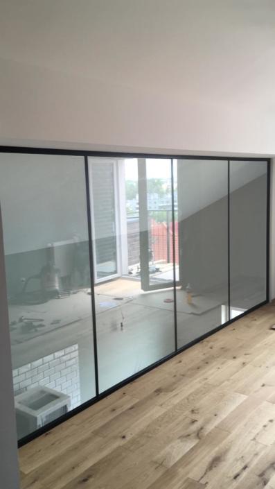 zabudowy szklane kraków